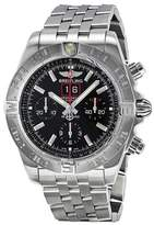 Breitling Men's BTA4436010-BB71SS Chronomat bird Analog Display Swiss Automatic Silver Watch