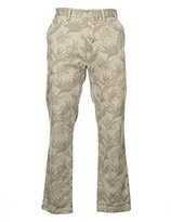 Nautica Men's Floral Print Pant