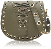 Marc B Harmony Khaki Laced Bag