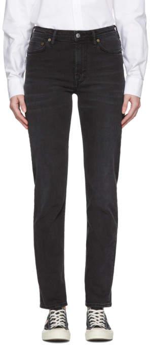 Acne Studios Bla Konst Black South Jeans