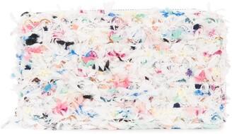 Coohem Knit Tweed Spring Paint Wallet