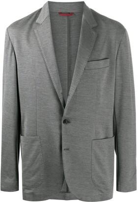 Brunello Cucinelli Tailored Single-Breasted Blazer