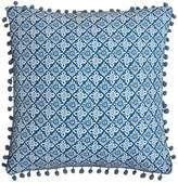 Carson Pillow - 16 x 16 - Blue