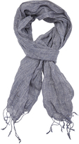 Oxford Mario Denim Linen Scarf