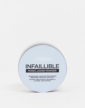 L'Oreal Infallible Loose Setting Powder 01 Universal