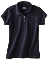 Dickies Girls' Pique Polo