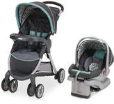Graco FastAction Fold Stroller and SnugRide Click Connect 30 Car Seat Travel System