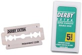 Baxter of California Derby Extra Super Stainless Double Edge Replacement Razor Blades