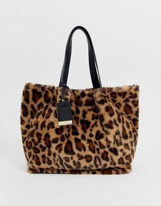 Carvela Furly large tote bag in tan