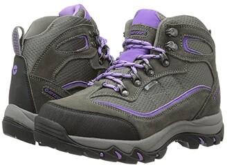 Hi-Tec Skamania Waterproof (Grey/Viola) Women's Boots