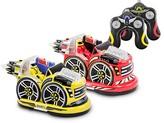 Kid Galaxy Remote Control Bumper Cars, Set of 2 - Ages 5+