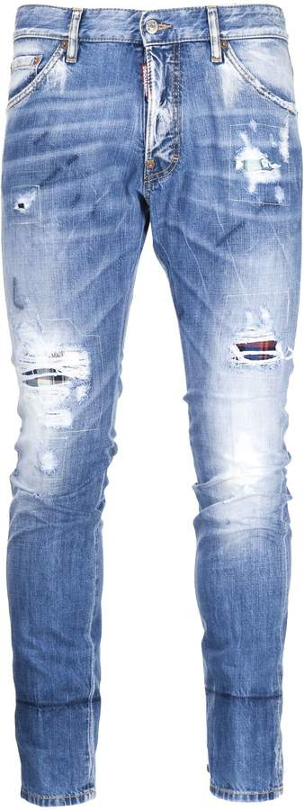 DSQUARED2 2 Marks Cool Guy Jeans