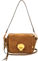 Chloé Indy small suede cross-body bag