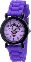 Sesame Street Girls Purple Strap Watch-Wss000031
