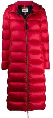 Parajumpers Sharyl quilted long bomber
