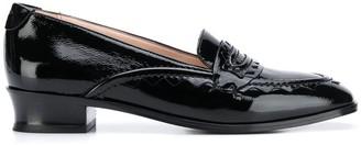 ALEXACHUNG Shiny Loafers