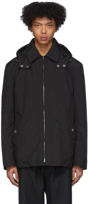 MACKINTOSH Black Down Rain System Dunnet Jacket
