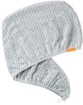 Aquis Chevron Weave Hair Turban