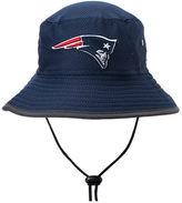 New Era New England Patriots NFL Training Bucket Hat