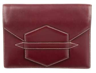 Hermes Faco Clutch