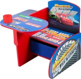 Delta - Disney Cars Chair Desk With Pull Out Under The Seat Storage Bin