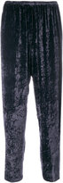 Forte Forte cropped tapered pants - women - Silk/Viscose - 0