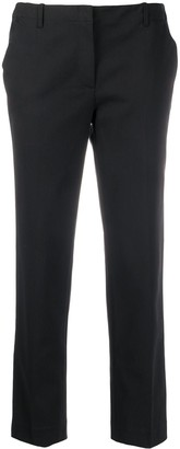 Emporio Armani Straight-Leg Tailored Trousers