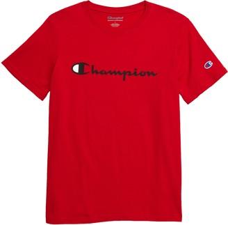 Champion Heritage Logo T-Shirt