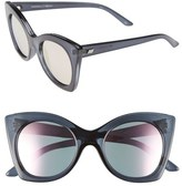 Le Specs 'Savanna' 51mm Sunglasses
