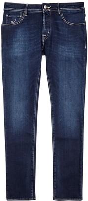 Jacob Cohen J622 blue slim-leg jeans