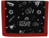 Ocean Pacific Ripstop Wallet Carry Cash Coins Cards Case Accessories