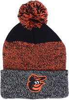 '47 Baltimore Orioles Static Pom Knit Hat