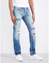 Saint Laurent Slim-fit Tapered Jeans