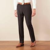 Ben Sherman Black Twill Kings Slim Fit Suit Trouser