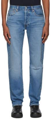 Levi's Levis Blue 501 Original Fit Jeans