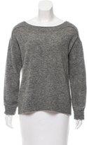 A.L.C. Wool Rib Knit Sweater