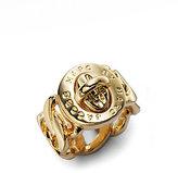 Marc by Marc Jacobs Katie Turnlock Ring/Rose Goldtone