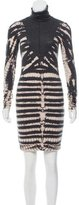 Raquel Allegra Bodycon Mini Dress
