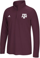 adidas Men's Texas A&M Aggies Primary Screen Ultimate Quarter-Zip Pullover
