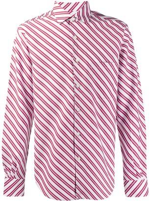 Cobra S.C. striped Replica shirt
