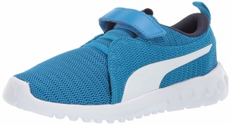 Puma Unisex-Child Carson 2 Hook and Loop Sneaker
