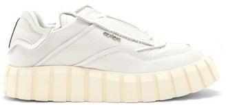 Eytys Oracle Ridge-sole Grained-leather Trainers - White