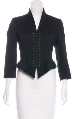 Alexander McQueen Vintage Peplum Jacket
