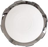 Diesel Machine Collection Dessert Plate - Design 3 Silver