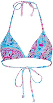 Thumbnail for your product : Frankie's Bikinis Tia Triangle Bikini Top