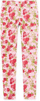 Disney Beauty and the Beast Solid Jersey Leggings - Big Kid Girls