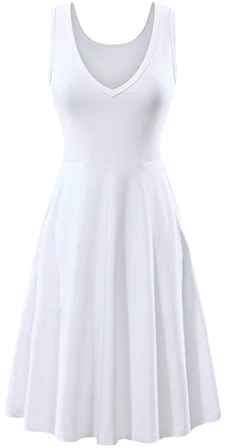 13b239fd44 White Summer Beach Dresses - ShopStyle Canada