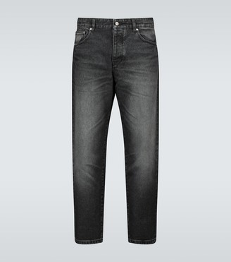 Ami Tapered-fit jeans