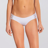 Vitamin A ECOLUXu2122 Emilia Triple Strap Bottom