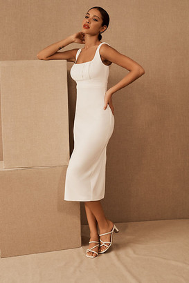 BHLDN Leilani Dress By in White Size 0